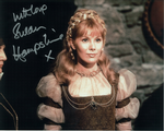 Susan Hampshire - Genuine Signed Autograph 10344